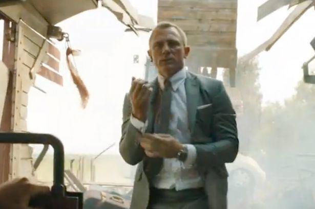James Bond movie scenes Youtube New James Bond movie Skyfall