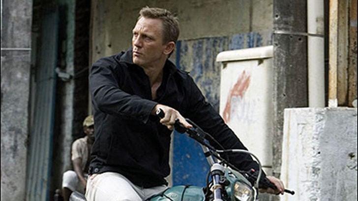 James Bond movie scenes Illegal James Bond Movie Scene in India to be Rewritten