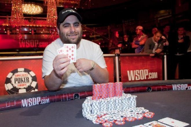 James Bord James Bord Puts His Money Where His Mouth Is PokerNews