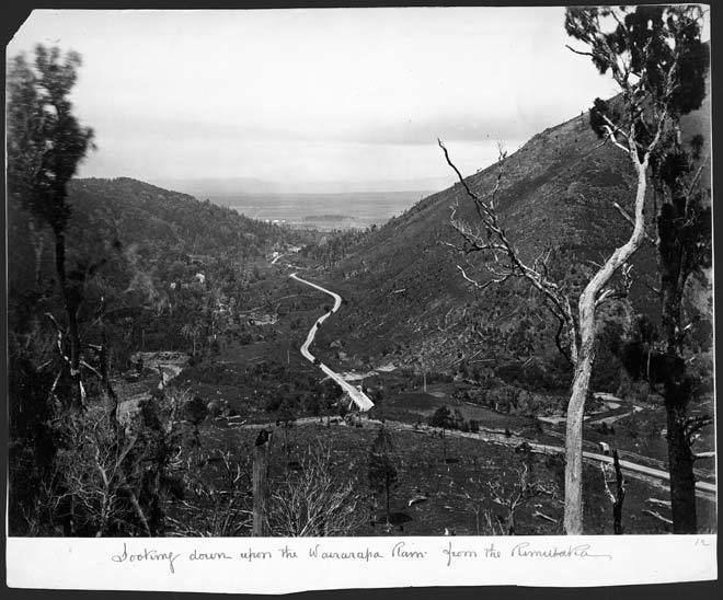 James Bragge James Bragges photo of Wairarapa 1870s Photography Te Ara