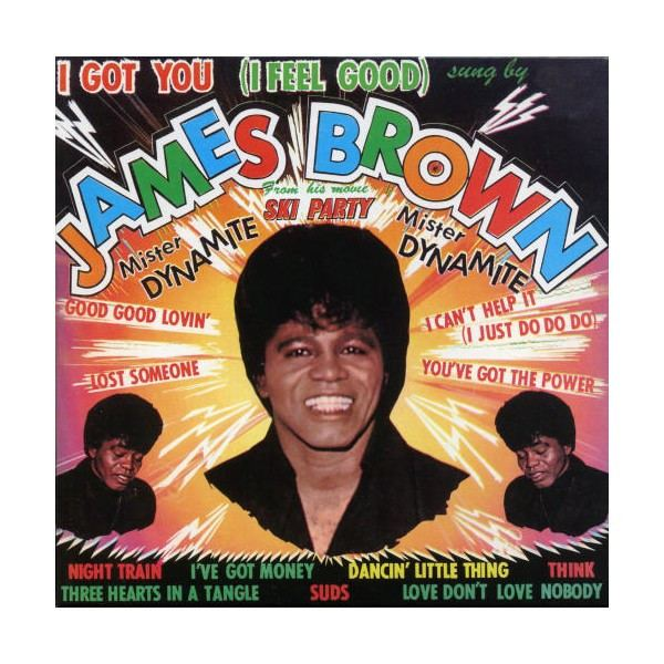 James Brown Winston James Brown Winston