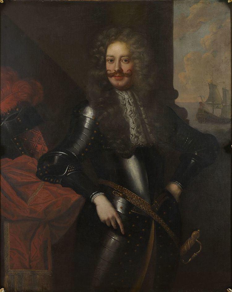 James Brydges, 8th Baron Chandos