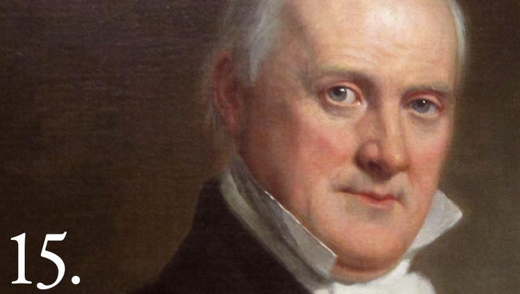 James Buchanan James Buchanan whitehousegov