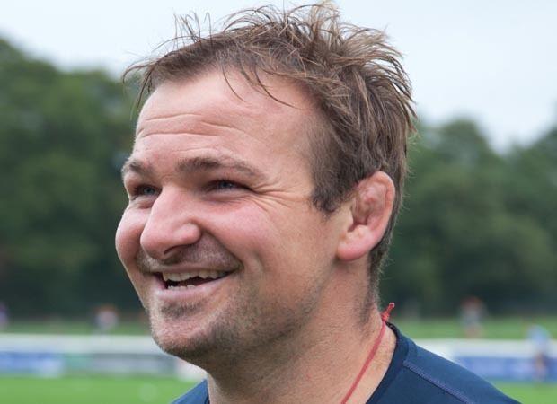 James Buckland 20 Questions James Buckland London Scottish head coach