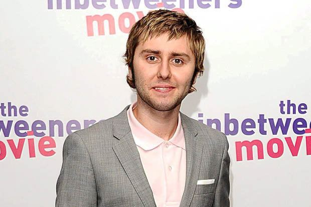James Buckley (actor) Inbetweeners star James Buckley says he39s a shy boy in