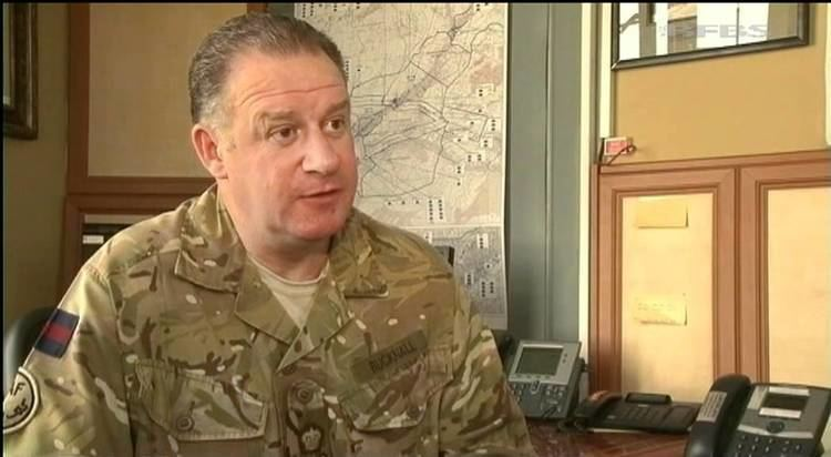 James Bucknall 2014 39waypoint39 in Afghanistan campaign but not pullout