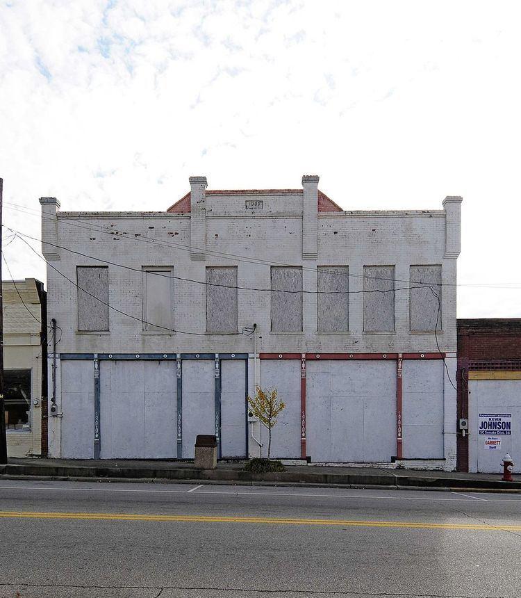 James Building (Summerton, South Carolina)