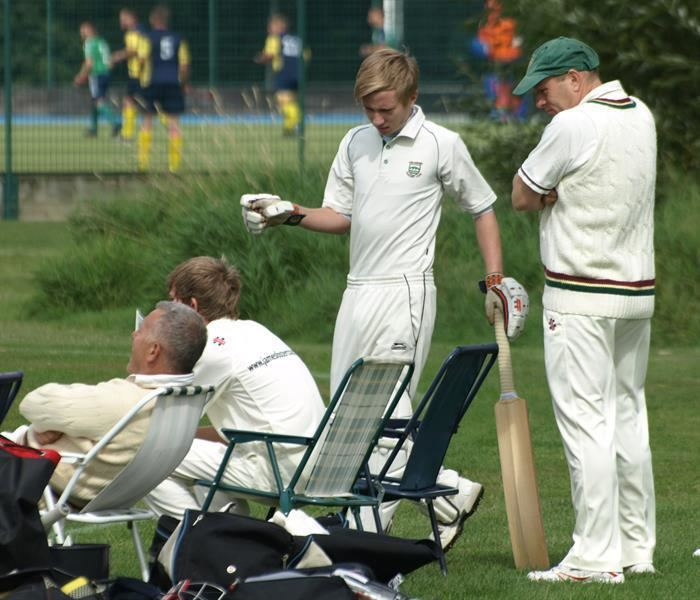 James Burns (cricketer) James Burns Chelmsford Cricket Club