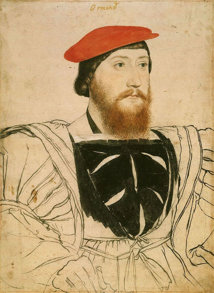 James Butler, 9th Earl of Ormond