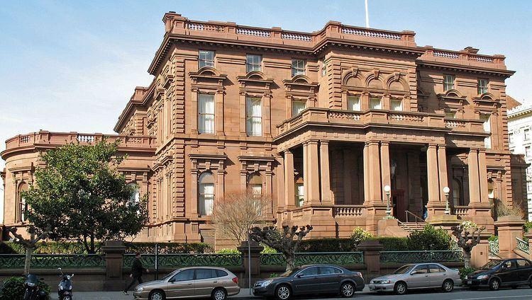 James C. Flood Mansion
