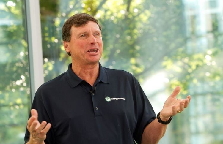 James C. Kennedy Jim Kennedy keeps the Cox empire going strong after 118 years