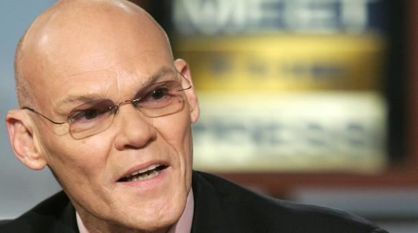 James Carville Clinton Lickspittle James Carville Blames it All on 39The