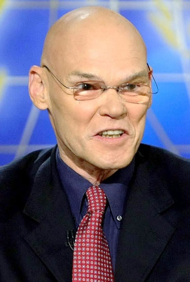 James Carville James Carville mocks antiClinton book NY Daily News