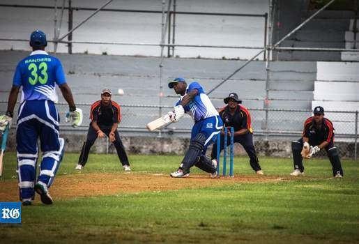 James Celestine (Cricketer)