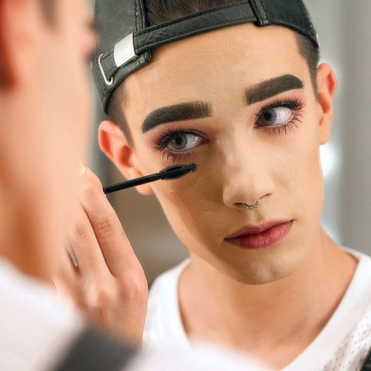James Charles (model) Meet the First Male CoverGirl James Charles Allure