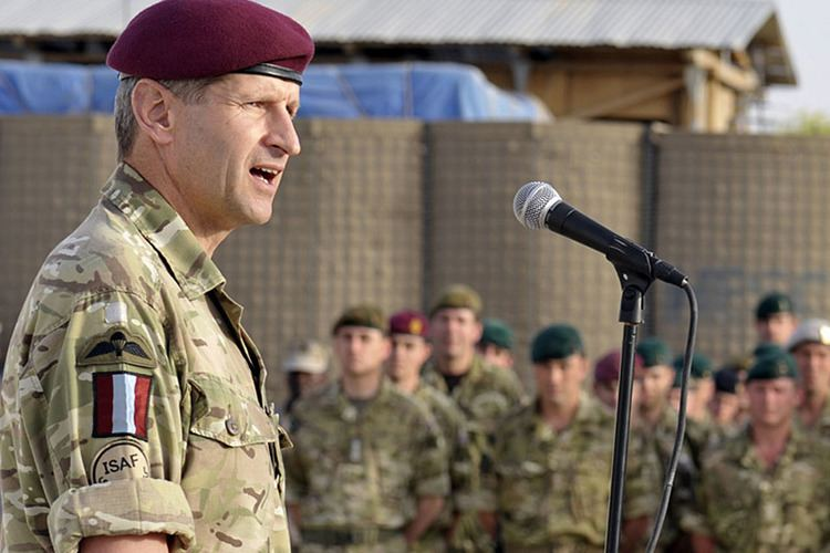 James Chiswell Interview With Major General James Chiswell