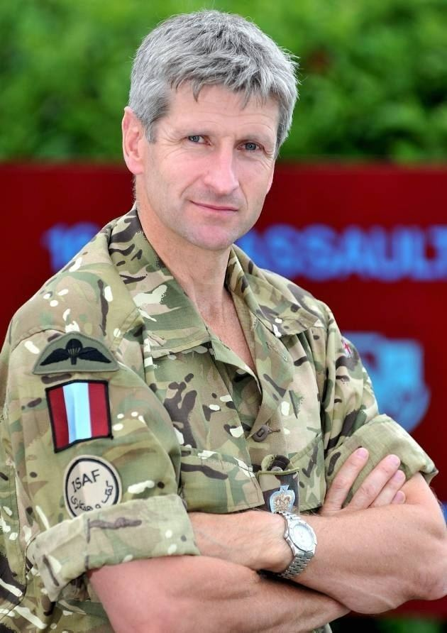 James Chiswell Brigade reaches halfway point of Afghan tour Latest Suffolk and