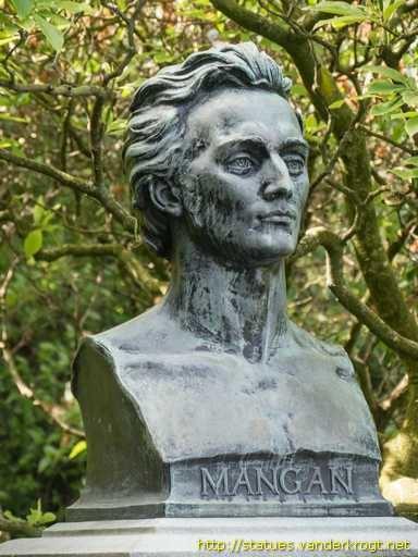 James Clarence Mangan Dublin Baile tha Cliath James Clarence Mangan