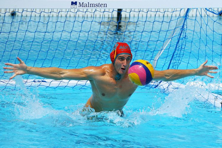 James Clark (water polo) Waterpolo James Clark Pictures FINA World Championships Mens