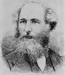 James Clerk Maxwell Maxwell James 18311879 from Eric Weisstein39s World