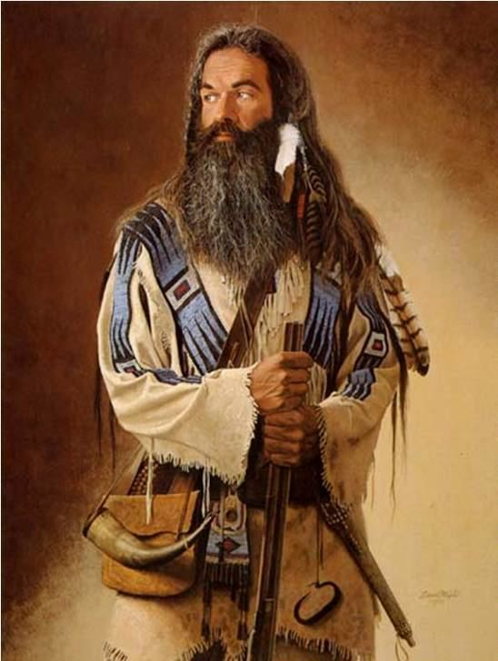 James Clyman James Clyman frontiersman Heros Pinterest Mountain man