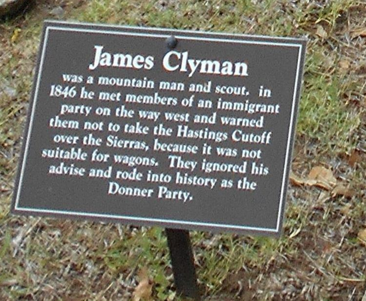 James Clyman Col James Clyman 1792 1881 Find A Grave Memorial