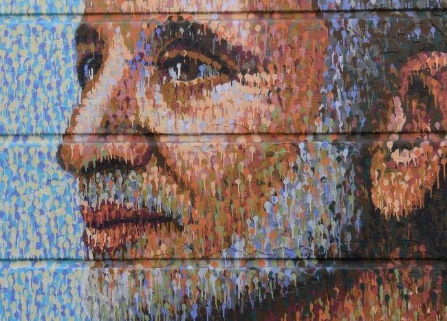 James Cochran (artist) Street Art London interviews Australian street artist