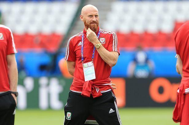 James Collins (footballer, born 1983) Wales Euro 2016 boss Chris Coleman feared James Collins peace