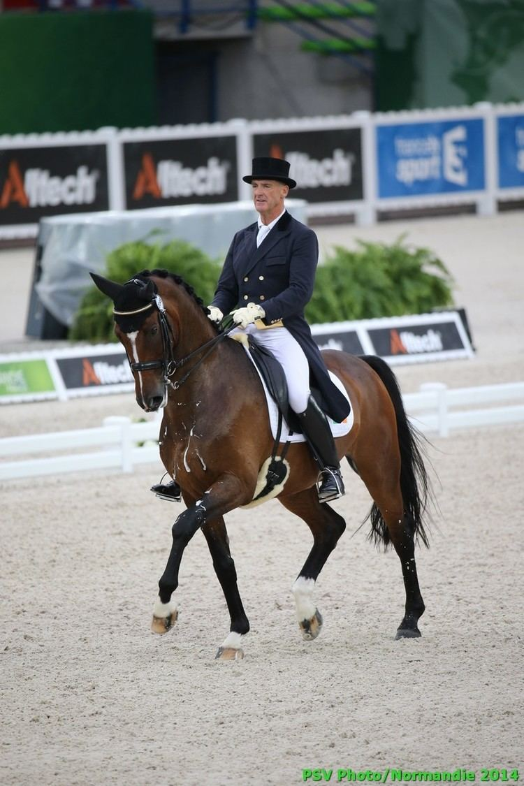 James Connor (equestrian) Dressage James CONNOR CASINO ROYAL IRL August 25th