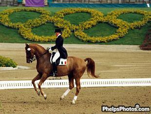 James Connor (equestrian) James Connor to Judge Irish Potential Dressage Horse Classes
