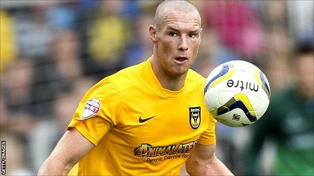 James Constable BBC Sport Oxford United James Constable positive