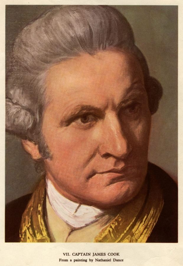 James Cook James Cook could he have lied about NZ for the sake of