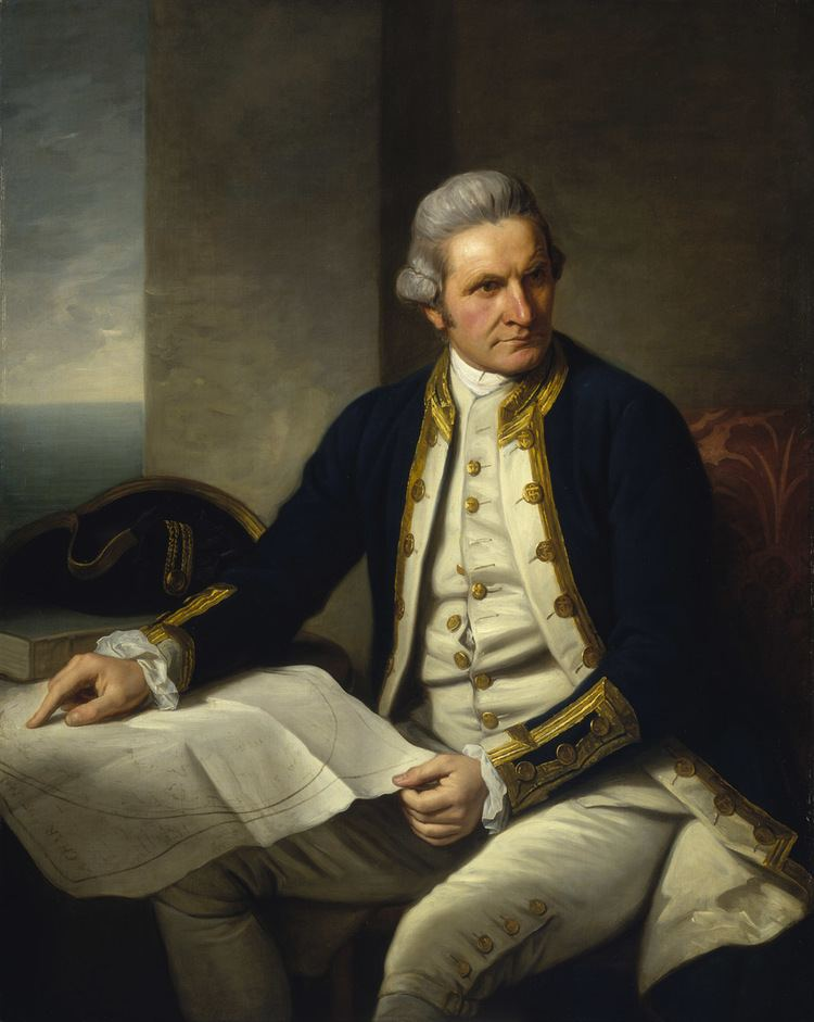James Cook James Cook Wikipedia the free encyclopedia