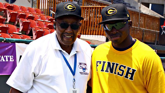 James Cooper (baseball) Grambling State James Cooper Baseball Fam