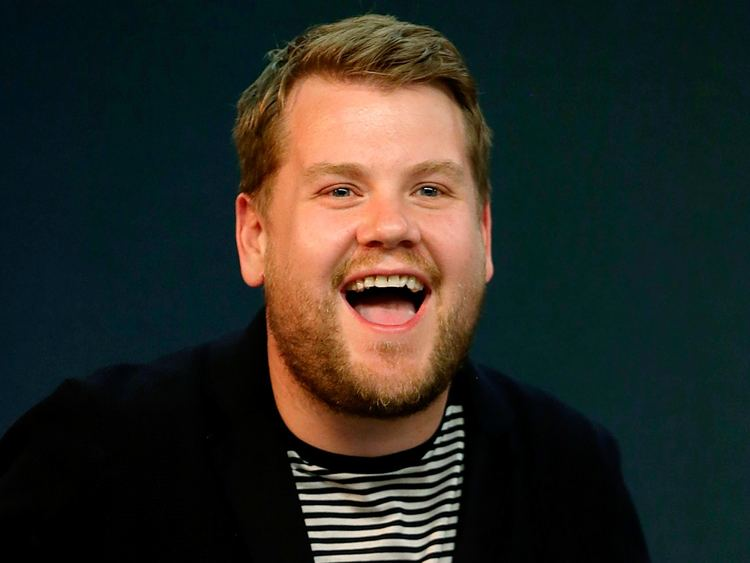 James Corden James Corden Throws Himself Into CBS 39Late Late Show39 Role
