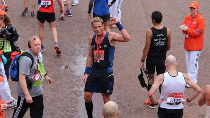James Cracknell Did James Cracknell run the perfect marathon Analysis Tri247com