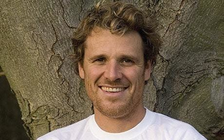 James Cracknell James Cracknell39s wife says his 39determination39 will aid