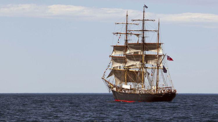 James Craig (barque) Tall Ship James Craig 1874 Australian National Maritime Museum