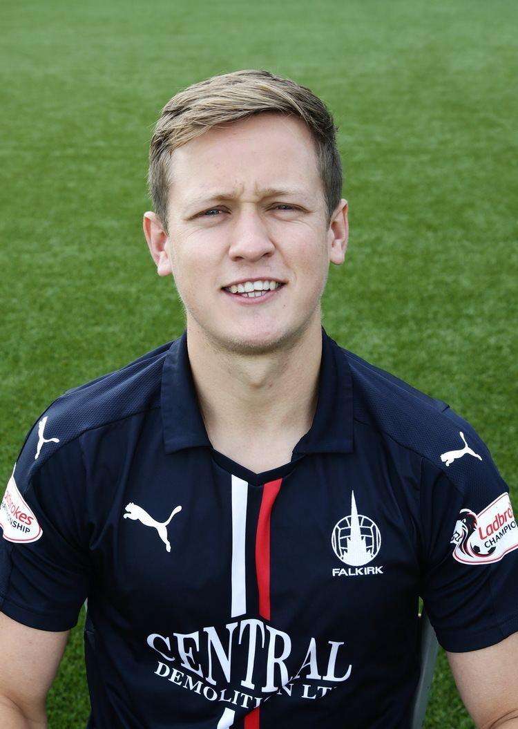 James Craigen (footballer) wwwdeadlinenewscoukwpcontentuploads201703