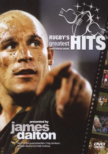 James Dalton (rugby player) Rugby39s Greatest Hits South African Edition DVD James