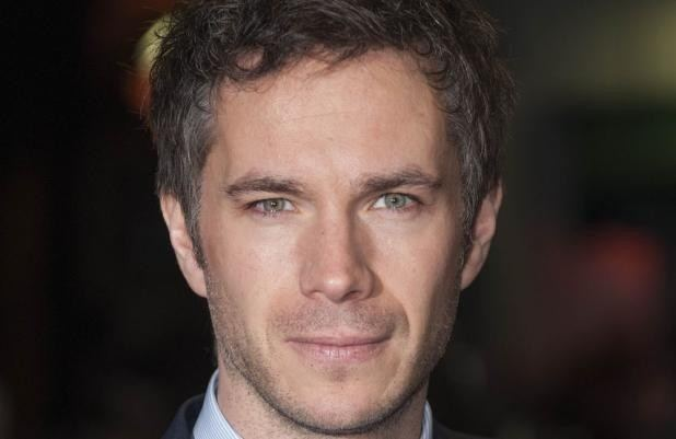 James Darcy Capone does some deep thinking with actor James D39Arcy