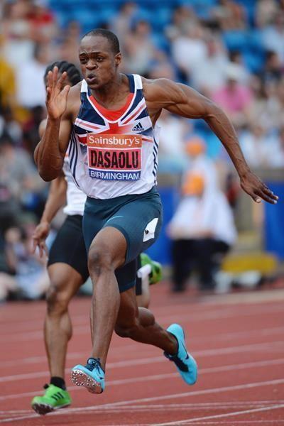 James Dasaolu Athlete profile for James Dasaolu iaaforg