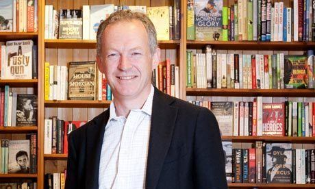 James Daunt Waterstones boss poised to join the ereader battle