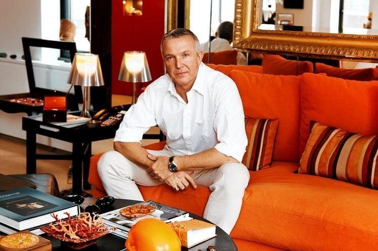 James de Givenchy Designer James de Givenchy Talks Gems WSJ