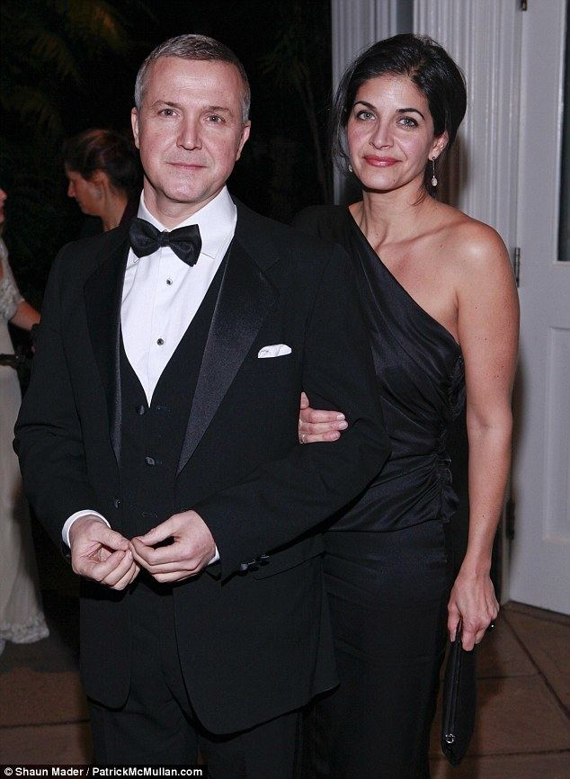 James de Givenchy James de Givenchy arrested New York jewelry designer and