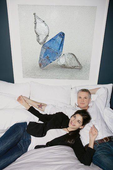 James de Givenchy Solid as a Rock