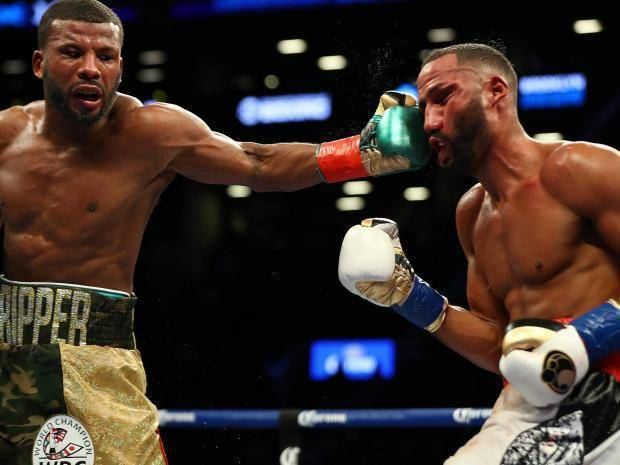 James DeGale James DeGale lost teeth his cool and his hearing but kept his