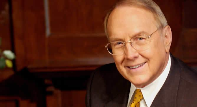 James Dobson IRS Targeted James Dobson for Discrimination Because He