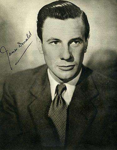 James Donald Biography Tribute to James Donald