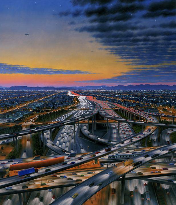 James Doolin wwwjohnseedcom Ten Paintings by Jim Doolin